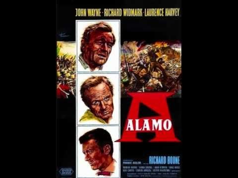 The Alamo (USA 1960) - Entr'acte - Ballad of The Alamo