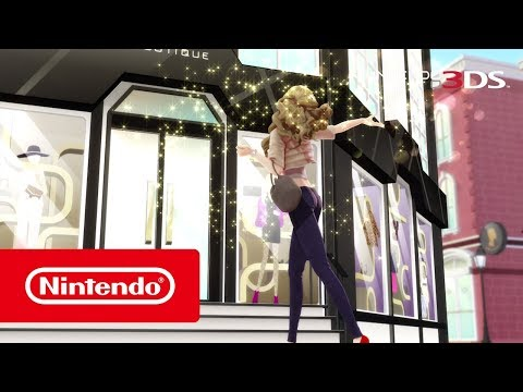 Nintendo presents: New Style Boutique 3 - Styling Star - Introduction Trailer (Nintendo 3DS) thumbnail