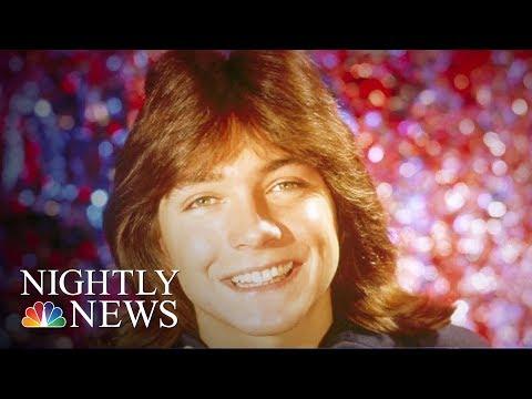 David Cassidy Dead At 67   NBC Nightly News