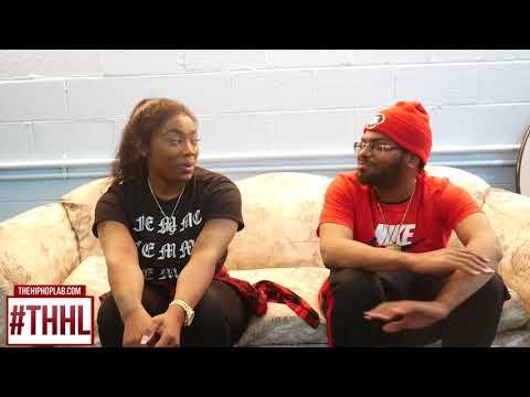 Lando interviews Matashia Talks New Music, Having More Than Just Looks & Corniest MT Punchlines.