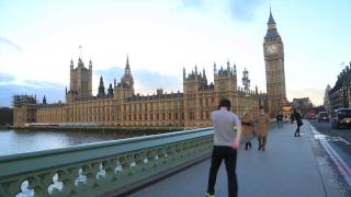 Pharrell Williams - Happy [London Happy]