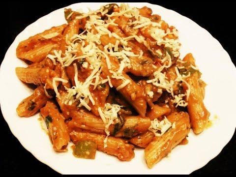 Creamy Tomato Pasta – Italian Recipe