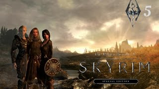 Let's Roleplay Skyrim SE Episode One / Lyra's Story