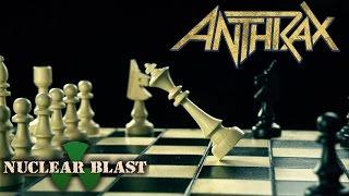ANTHRAX - Suzerain (OFFICIAL LYRIC VIDEO)