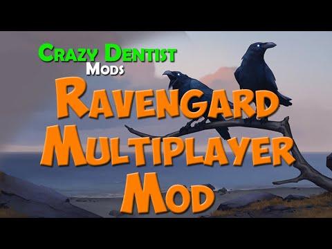 Ravengard Multiplayer Mod | Northgard