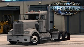 Starting Our Company! - Day 10 - American Truck Simulator Mods