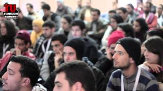 Zapping 1st Day global Game Jam Tunisia 2015