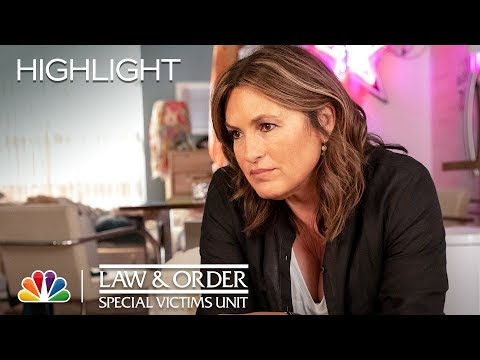 Benson Offers Support and Hard Truths - Law & Order: SVU (Episode Highlight)