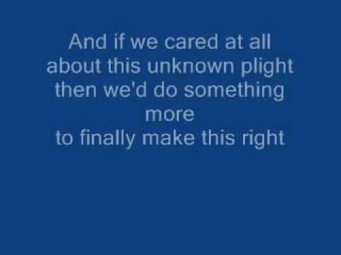 Rise Against - Entertainment (with lyrics)