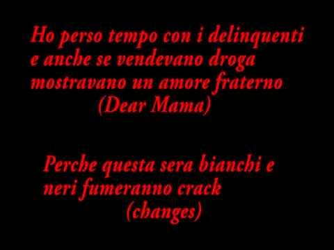 Tupac Amaru Shakur:Le Più Belle Frasi Di 2Pac (Italiano)