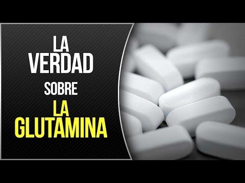 La verdad sobre la glutamina