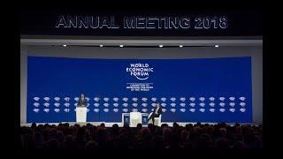 Рост экономики при обострении геополитики. Какие темы будут обсуждаться на форуме в Давосе