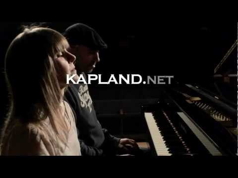 Kapland - Make it slow (piano & vox)