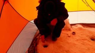 Envision палатки для зимней рыбалки