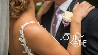 Katie and Jonny Kirkness - Oaks Farm Wedding