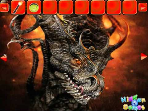 Escape From Dangerous Hell Walkthrough - Hidden O Games