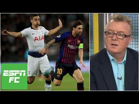 Barcelona vs Tottenham analysis: Lionel Messi had Spurs 'scared stiff' | UEFA Champions League
