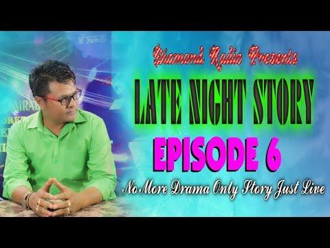 LATE NIGHT STORY 6 EPISODE 19th SEPTEMBER  91.2 DIAMOND RADIO LIVE STREAM