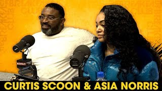 Curtis Scoon And Asia Norris Talks