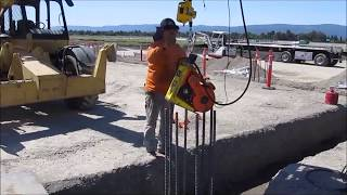 How To Field Bend Rebar       A Video Tutorial