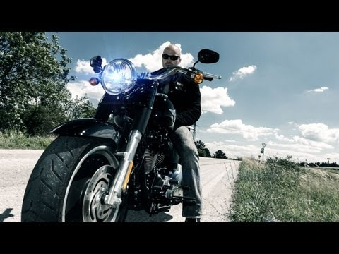 ☢ TERMINATOR ☢ Harley Davidson Fatboy Special