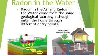 Radon in the Water Info