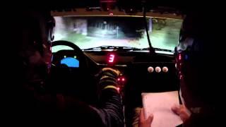 preview picture of video 'Trotta - Lepore 29° Rally Città di Ceccano 3° PS Patrica'