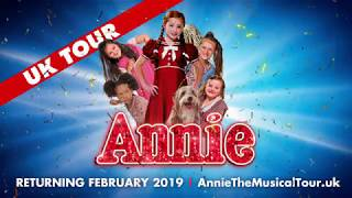 Annie Review   Palace Theatre   Manchester