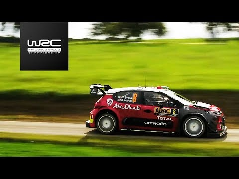 WRC - ADAC Rallye Deutschland 2017: Aerial Special