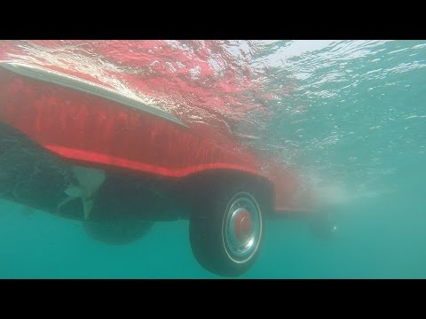 Amphicar outtakes Mission Impossible