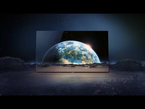 TV 4K da Sony tem áudio por vibração e telona de 65 polegadas