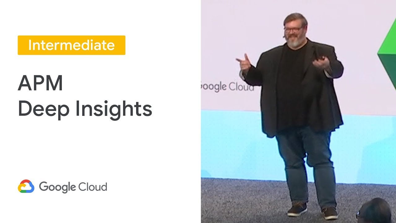 Dive into the performance of your application with Google Stackdriver Application Performance Management tools. Don't just understand when an issue exists; With APM you can easily understand what to resolve and gain insight into how your code and services actually function. In this session you will: learn how to more quickly troubleshoot issues with distributed tracing, profiling, and debugging; learn how Stackdriver Profiler (now GA) can give you insight into how each line of your code performs, and how you can use this to quickly achieve substantial cost reductions; hear from major cloud customers who have used these tools to significantly increase reliability and decrease their costs. This session includes multiple live demos and in-person customer testimonials. And we have cake.