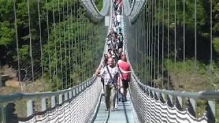 Hängebrücke Titan RT im Harz