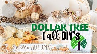 DOLLAR TREE FALL DIY | Home Decor