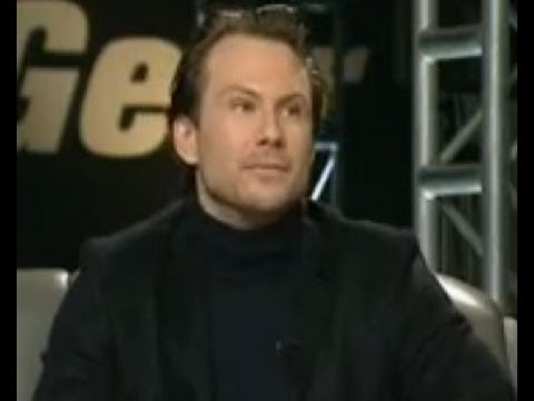 Top Gear - The Christian Slater interview