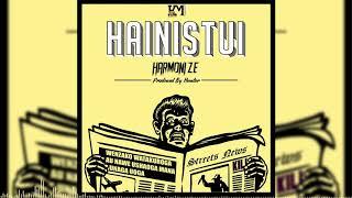 Harmonize – Hainistui (Official Audio)