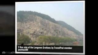 preview picture of video 'Longmen Grottoes - Luoyang, Henan, China'