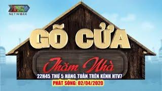 Trailer GÕ CỬA THĂM NHÀ | Bữa cơm gia đình nhà sao Việt
