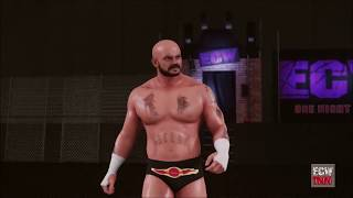 ECW On TNN 2K18 Intro