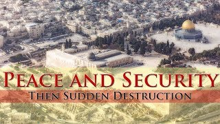 Part 2! Connecting the Rapture to the fall of Babylon and Gog and Magog with Sudden Destruction!