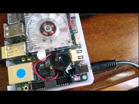 How to fix an EMMC with the Odroid XU4 Solid Red Light, no