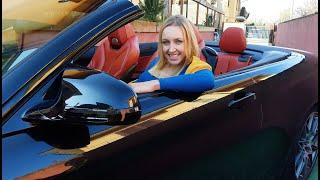 Come si apre la cappotta hardtop di una BMW cabrio