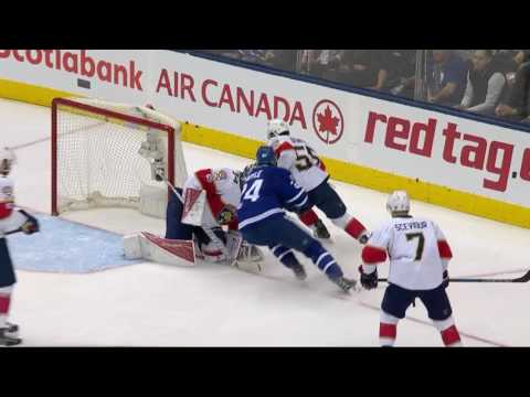 Florida Panthers vs Toronto Maple Leafs - March 28, 2017 | Game Highlights | NHL 2016/17
