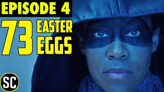WATCHMEN Episode 4: Every Easter Egg and Secret + ANALYSIS