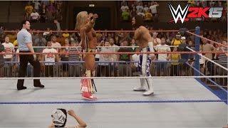 WWE 2K15   Ultimate Warrior Vs. Macho Man   Wrestlemania VII   Path Of The Warrior Part 5