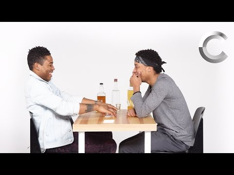 Truth or Drink   Siblings   Jordan and Jorrell