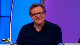 "Miles Jupp ""Cats in the Cradle"" - Would I Lie to You? [HD] [CC]"