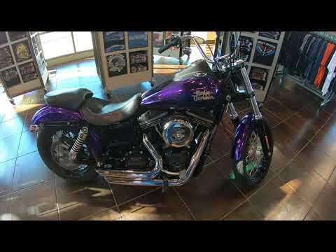 2014 Harley-Davidson Dyna Street Bob FXDB 103