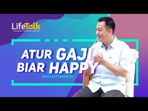 LifeTalk - Atur Gaji Biar Happy - with Ps. David Limanto #MelekFinancialSeries