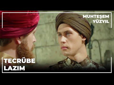Şehzade Murat tan babasına tokat gibi cevap - Muhteşem Yüzyıl 139.Bölüm